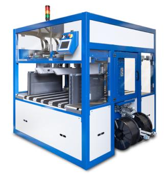 Automatický páskovací stroj UCB